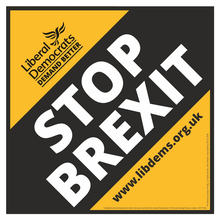 No to Brexit