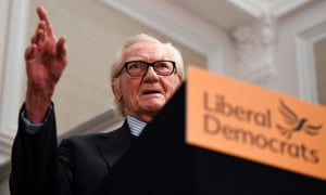 Michael Heseltine endorses the Lib Dems
